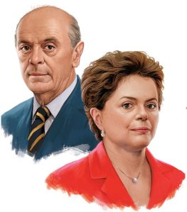 Serra, Dilma e as Pesquisas