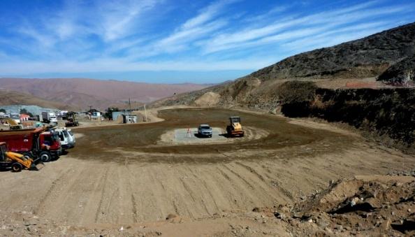 Mineiros Soterrados no Chile