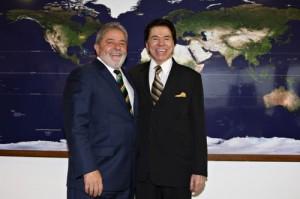 Lula nega Ajuda a Silvio Santos