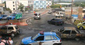 Ataques no Rio Janeiro