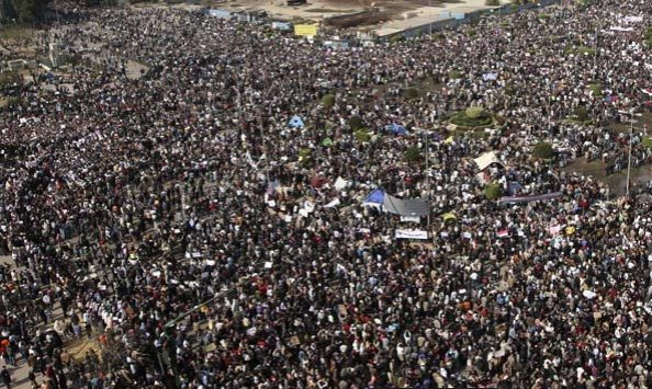 Povo nas Ruas, Egito Exige Renúncia de Mubarak