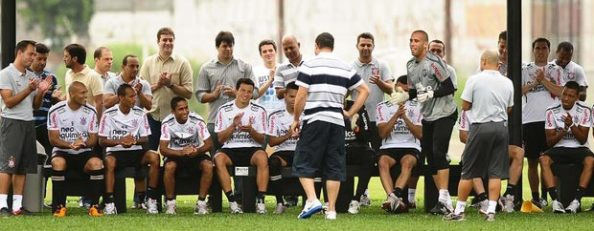 Ronaldo se Despede no Corinthians