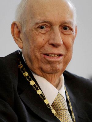 José Alencar na Homenagem em São Paulo (25 de Janeiro)