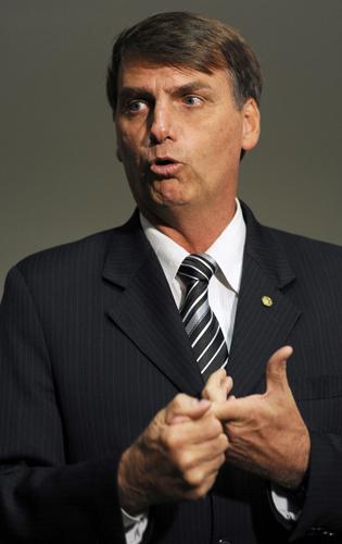 Deputador Jair Bolsonaro