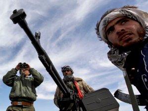 Rebeldes Líbios