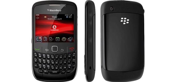 Promoção Smartphone Blackberry Curve 8520