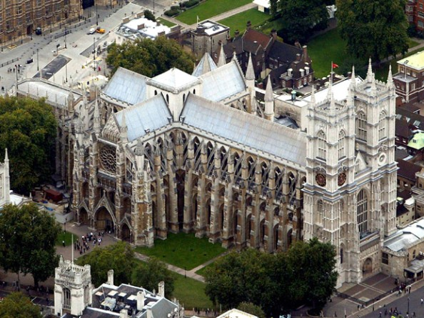 Igreja onde será o casamento do Príncipe William e Kate Middleton