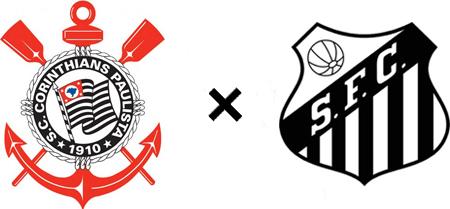Corinthians vs Santos