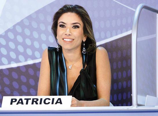 Silvio Santos expulsa sua filha Patricia de seu programa