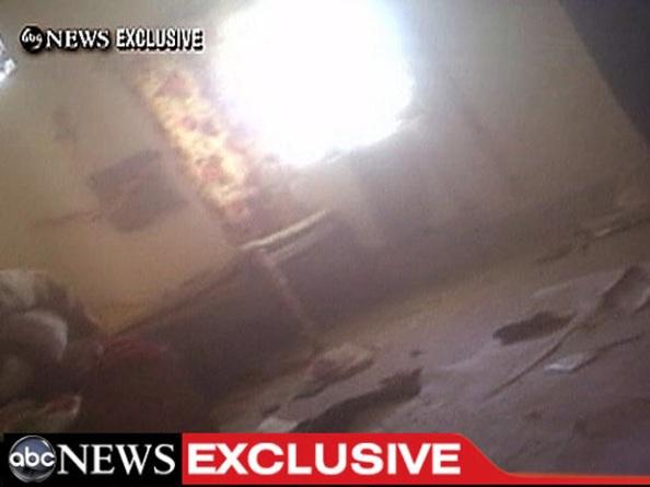 Fotos da mansão onde Osama Bin Lader morava e foi morto